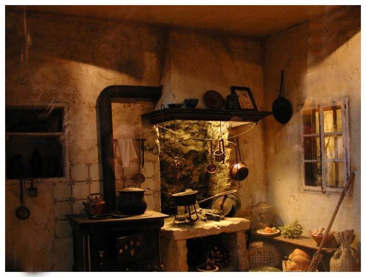 les diff rents modes de chauffage travers les ges. Black Bedroom Furniture Sets. Home Design Ideas