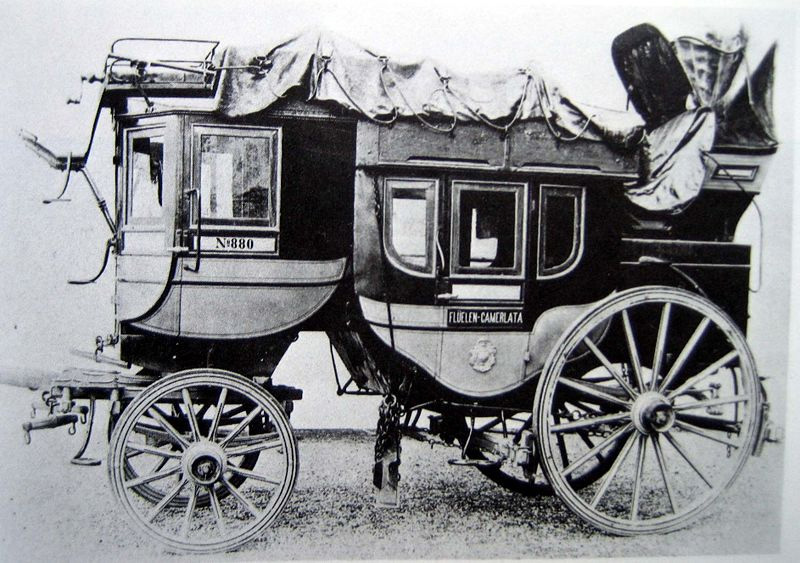 Histoire des voies de communication et moyens de transport for Garage de la diligence taverny